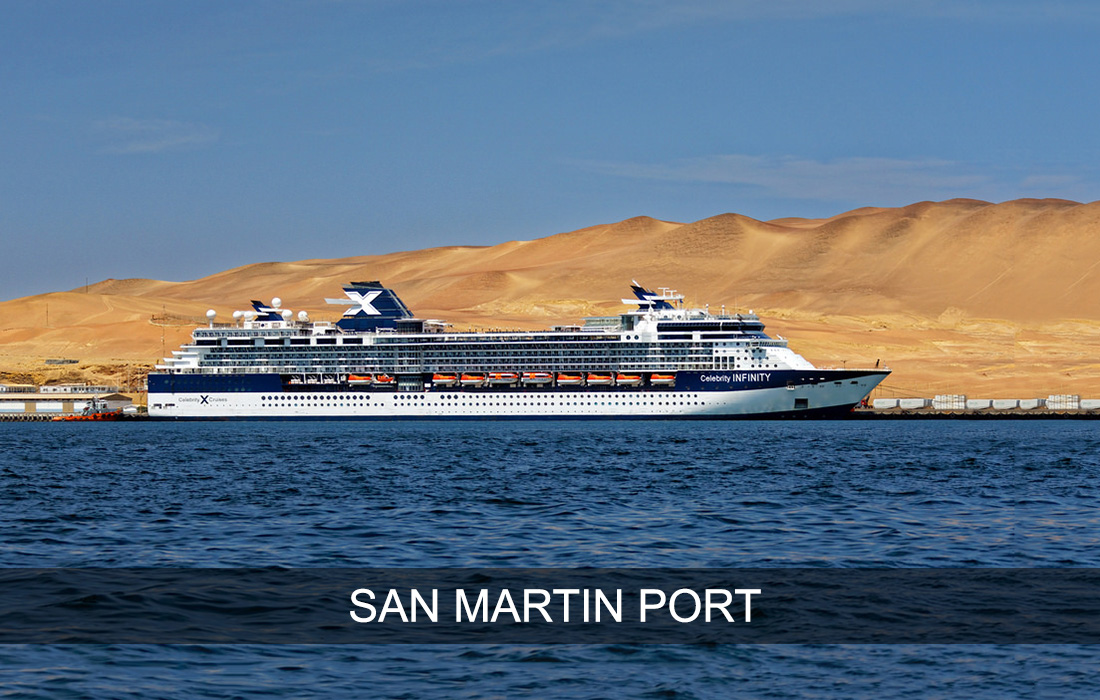 shore tours in paracas