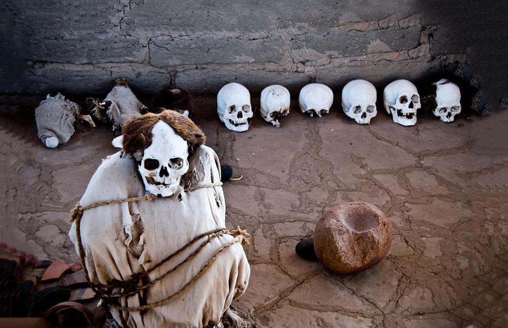 Chauchilla Cemetery - LAS ADVENTURE