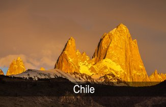 holidays to chile