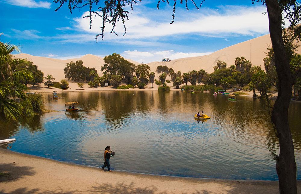 Huacachina Oasis - LAS ADVENTURE