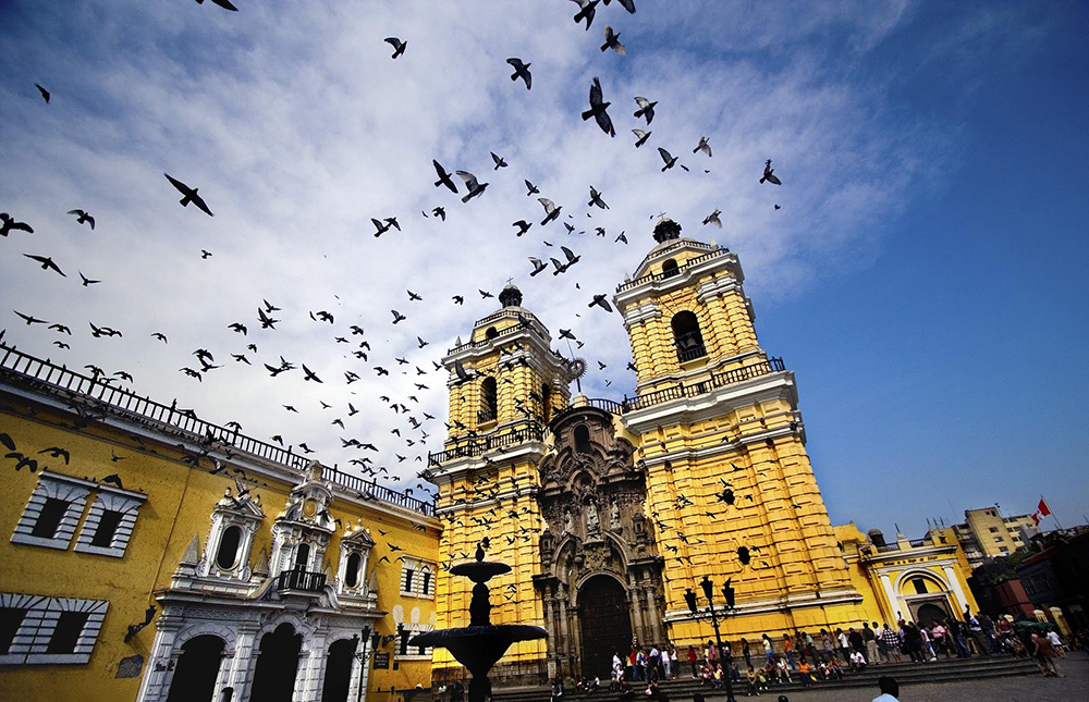 Lima City Tour - LAS ADVENTURE