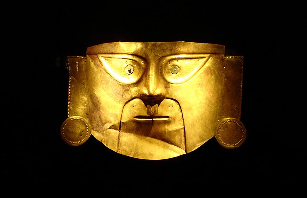 Ancient Treasures of the Incas - LAS ADVENTURE