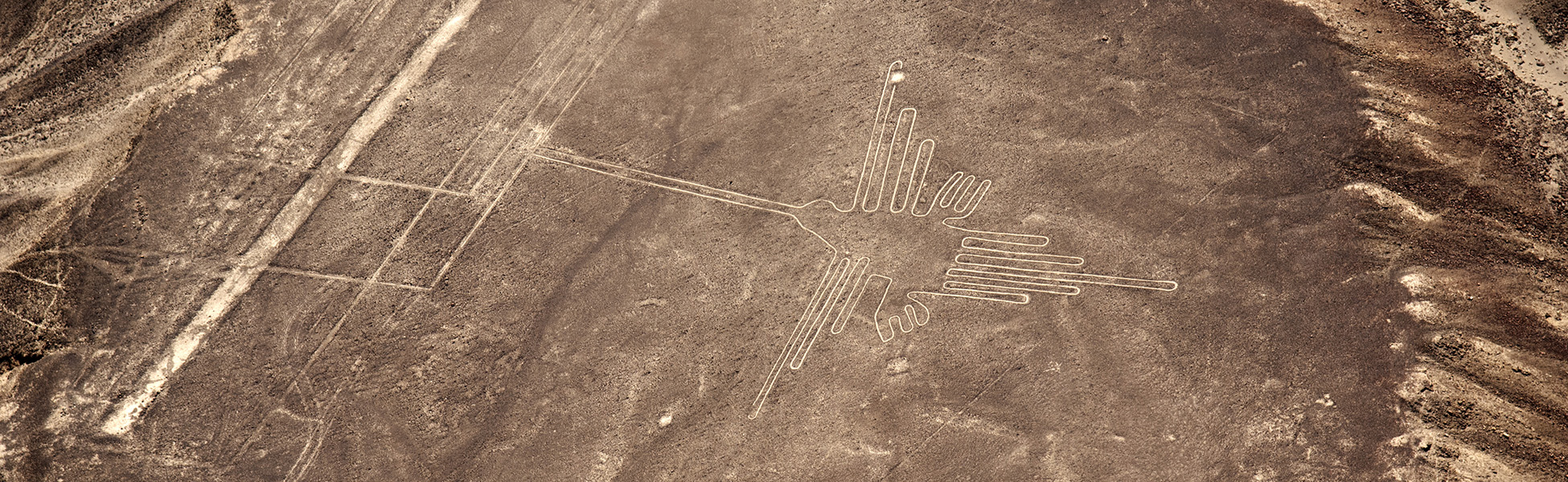 nazca lines from pisco