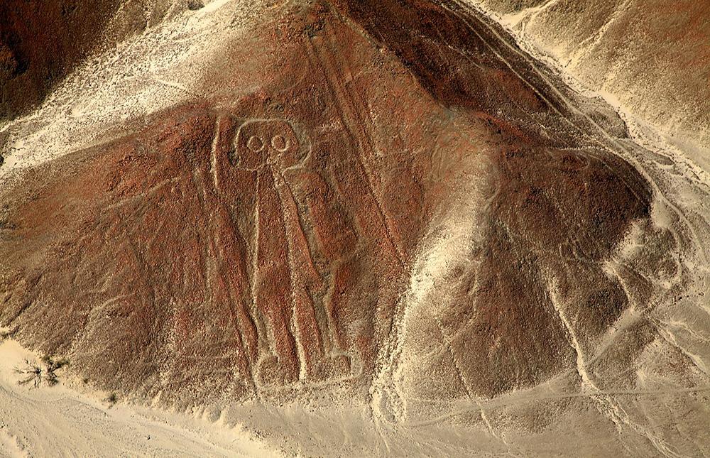 Nazca Lines - LAS ADVENTURE