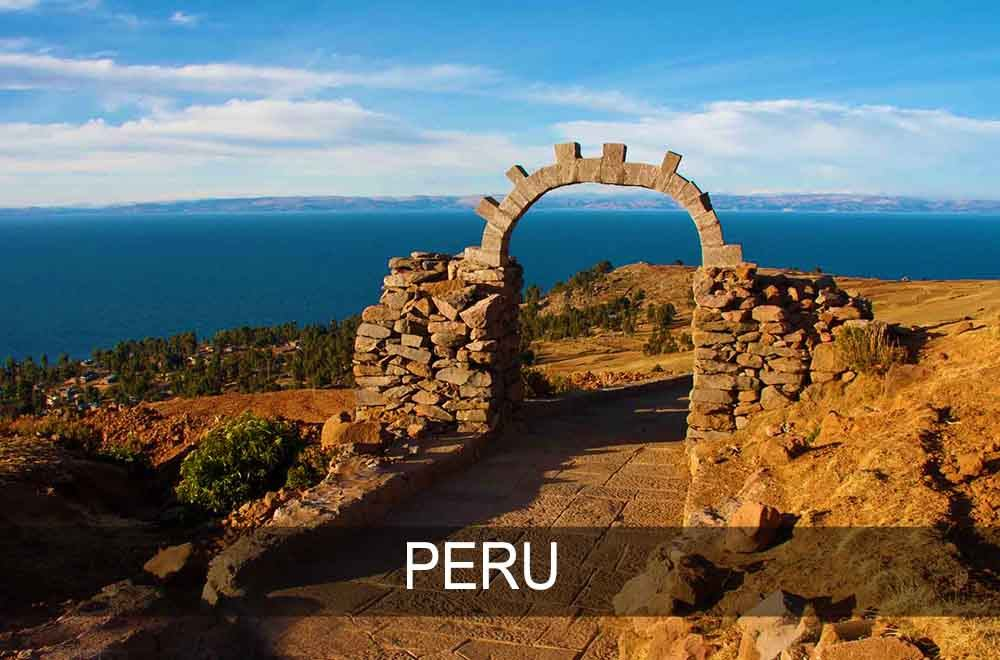 holidays to peru