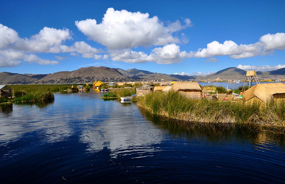Tour Lago Titicaca - LAS ADVENTURE